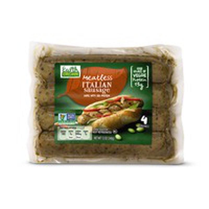 Earth Grown Meatless Italian Sausage