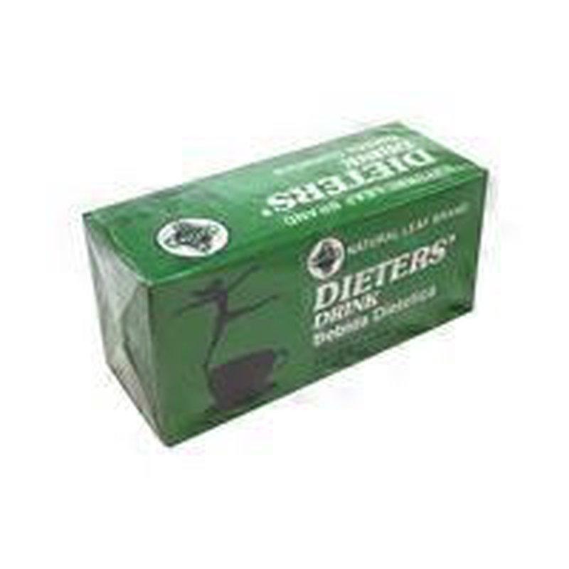 Natural Leaf Brand Dieters' Drink Tea Bags