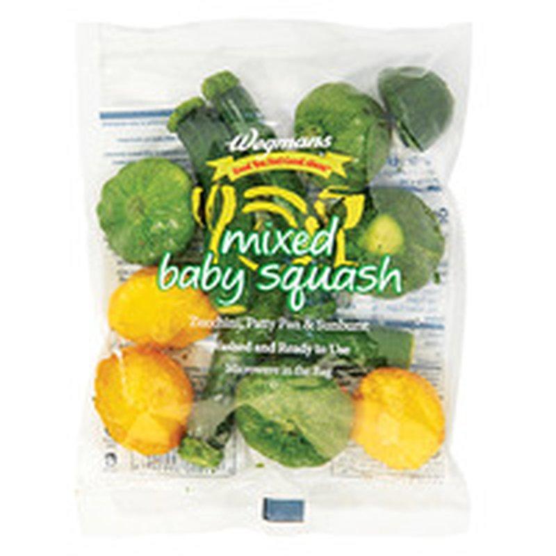 Wegmans Mixed Baby Squash
