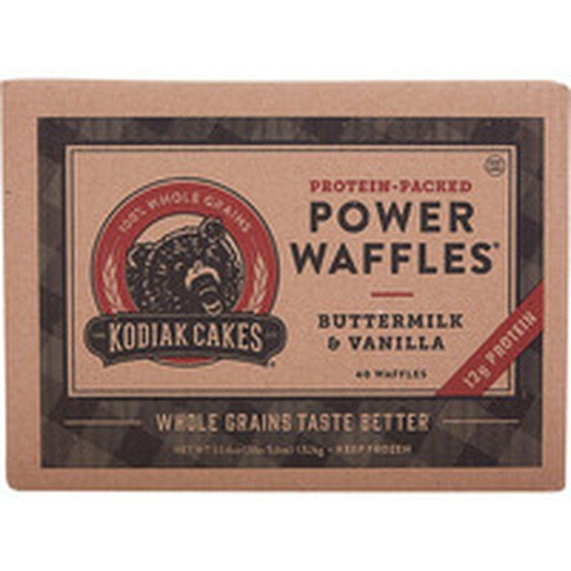 Kodiak Cakes Power Waffles