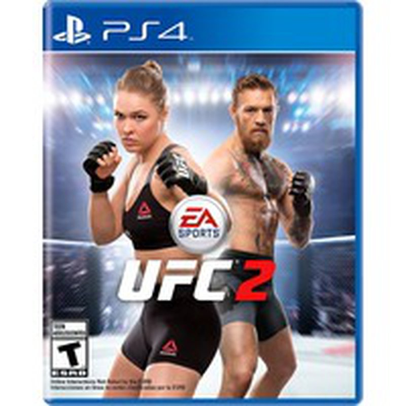 EA Sports UFC 2 for PlayStation 4