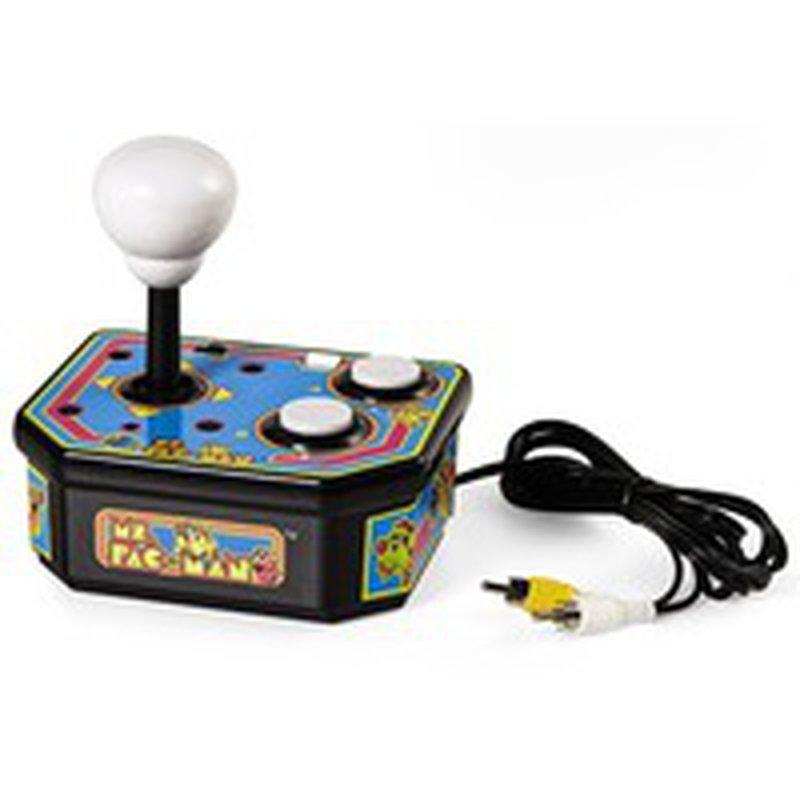 WinFun Ms. Pac-Man TV Arcade Video Game