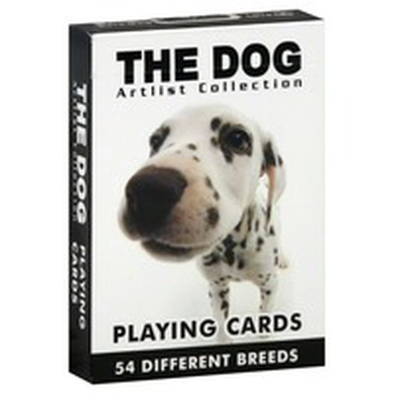 Artist Collection Playing Cards, The Dog