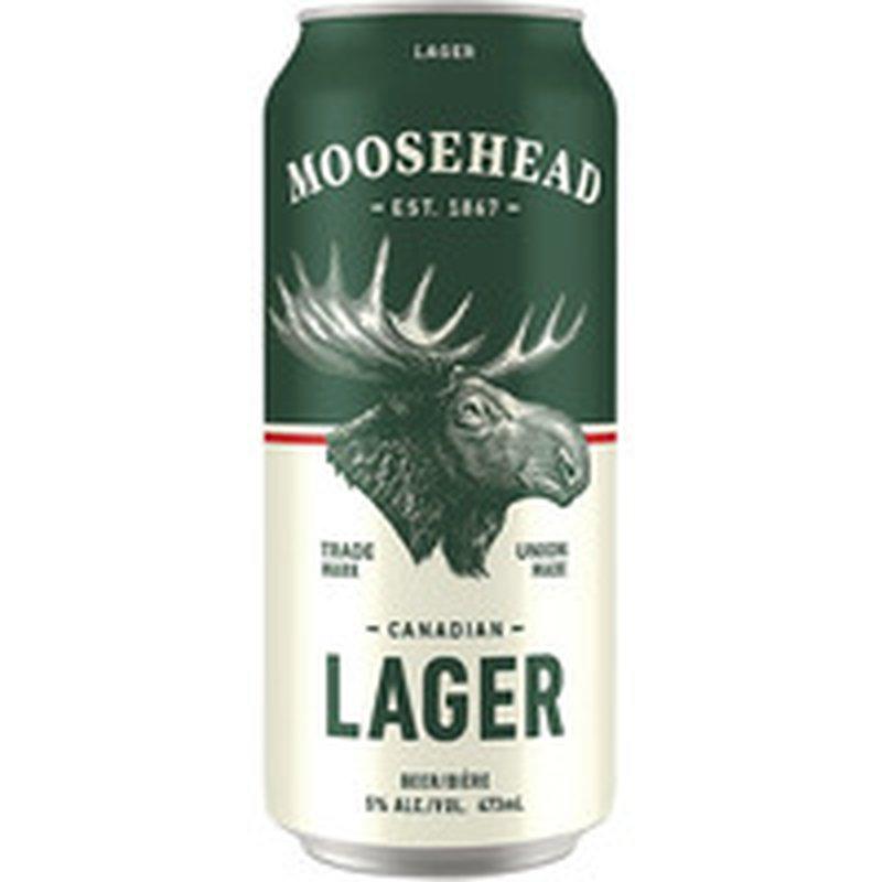 Moosehead American Lager