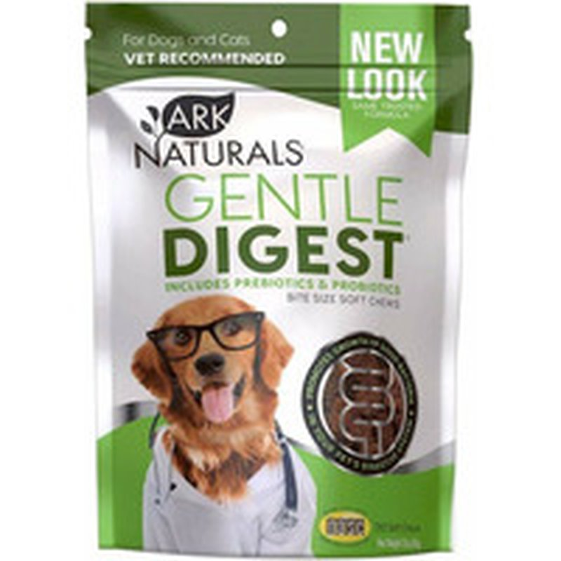 Ark Naturals Gentle Digest Soft Chews for Dogs & Cats
