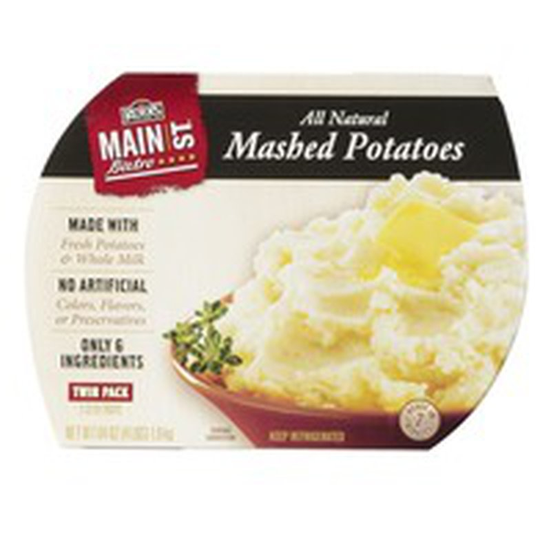 Reser's Main St. Bistro All Natural Mashed Potatoes
