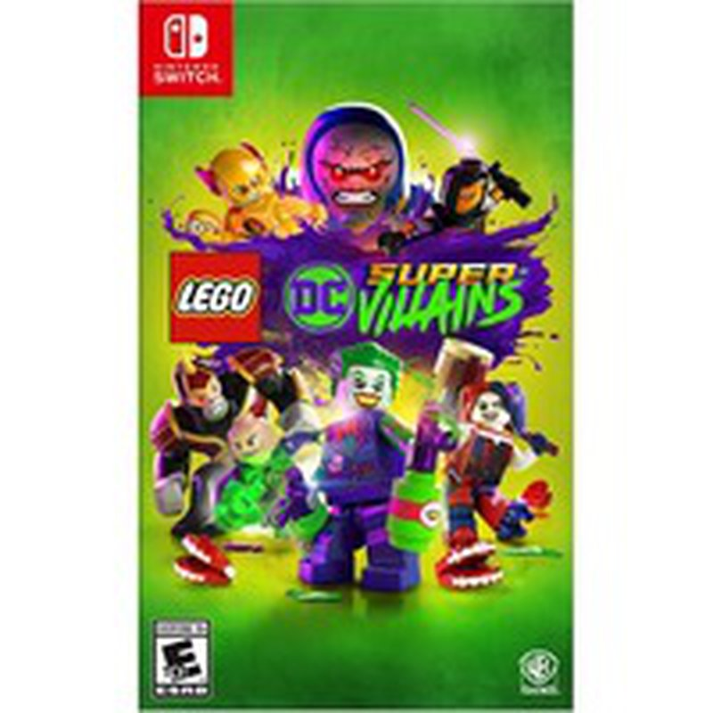 WB Games LEGO DC Supervillains for Nintendo Switch