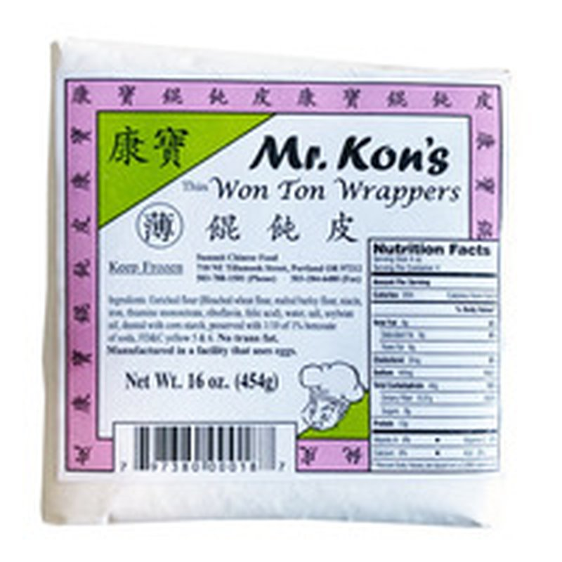 Mr. Kook's Wrappers Wonton