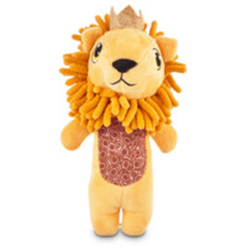 Leaps & Bounds Medium Pets on Safari Lion Stick Dog Toy