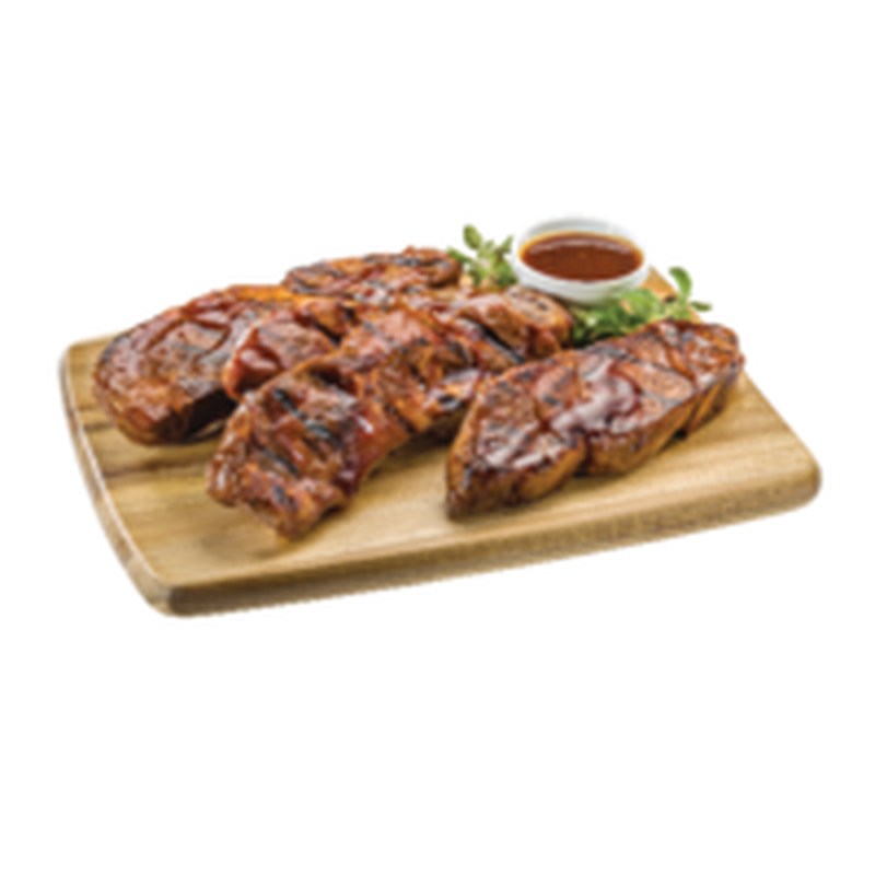 Country Style Pork Ribs, Package
