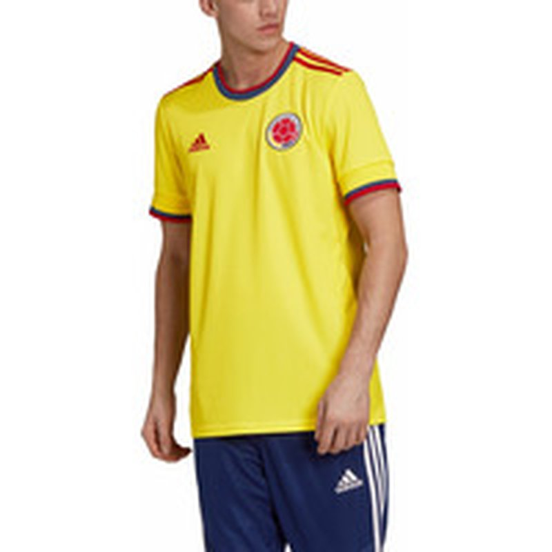 adidas Men's Colombia '20 Home Replica Jersey - XXL (XXL (extra ...