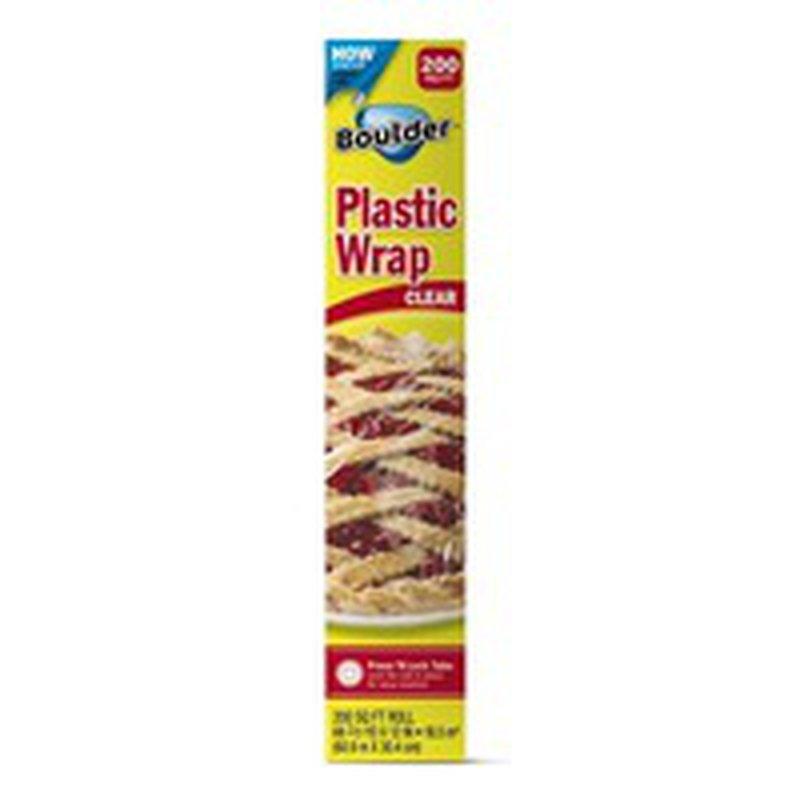 Boulder 200' Plastic Wrap