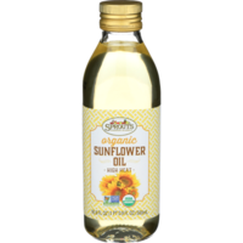 Sprouts Organic Sunflower Oil