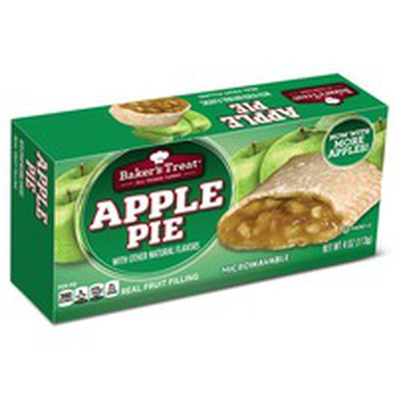 Baker's Treat Apple Pie