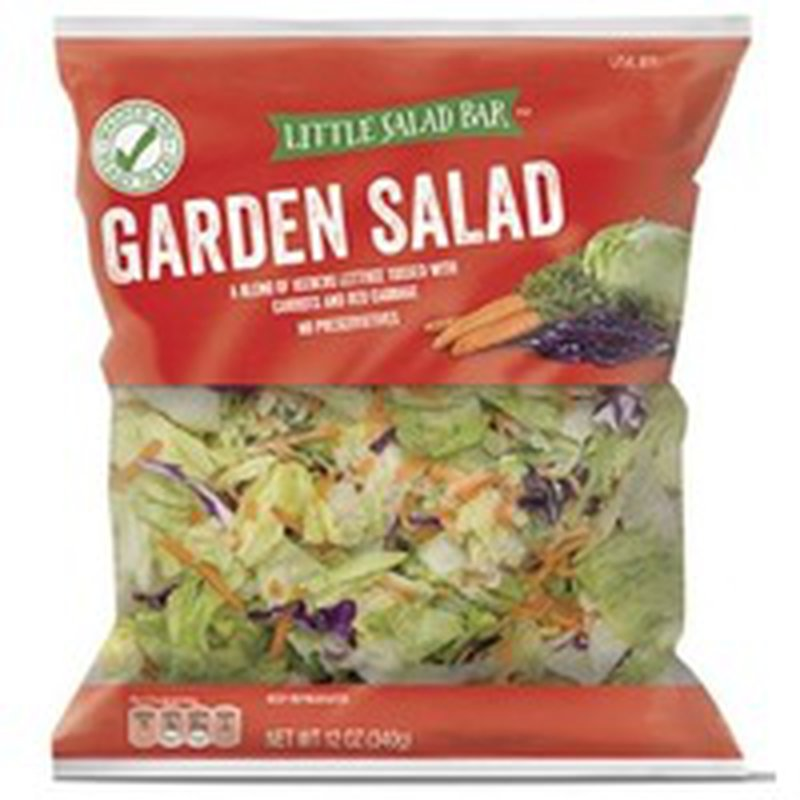 Little Salad Bar Garden Salad