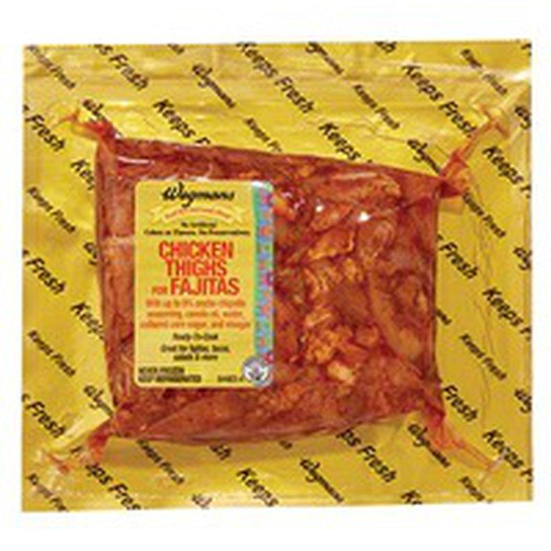 Wegmans Food You Feel Good About Chicken for Fajitas
