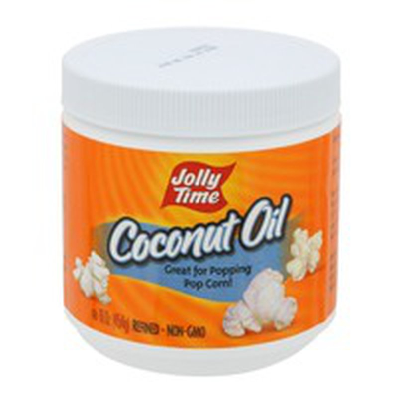 Jolly Time Coconut Oil