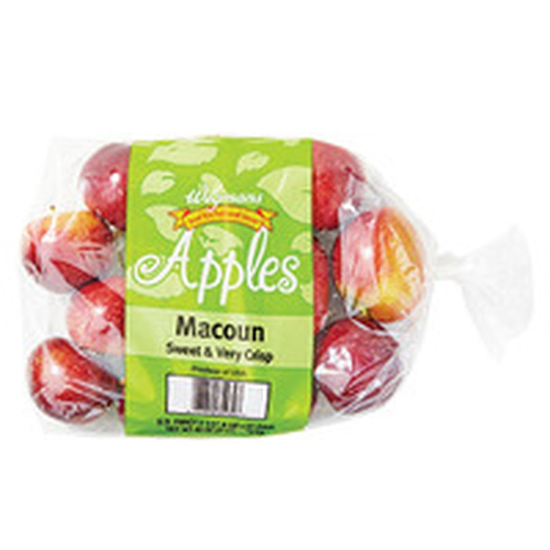 Apples From New York Macoun Apples