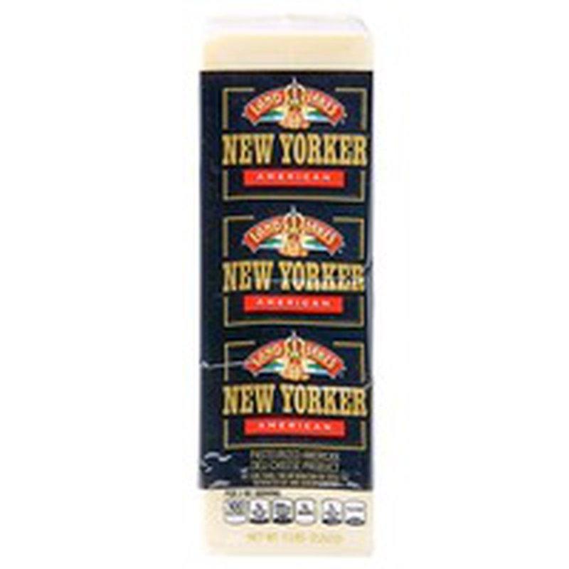 Land O Lakes White American Premium Deli Cheese