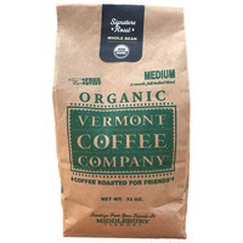 Vermont Coffee Company Organic Medium Roast Coffee 32 Oz Instacart