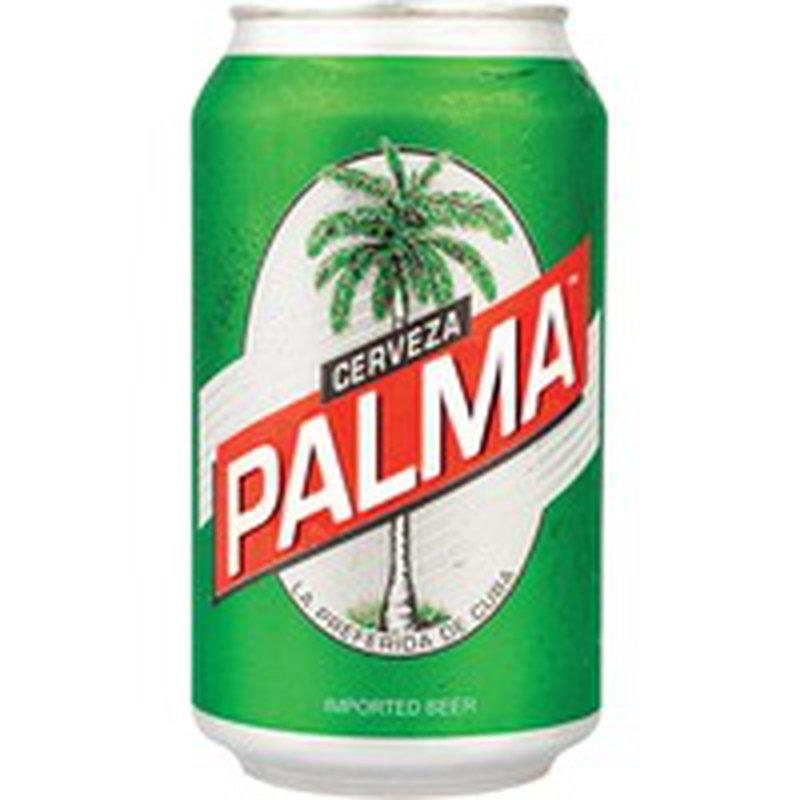 Cerveza Palma Lager
