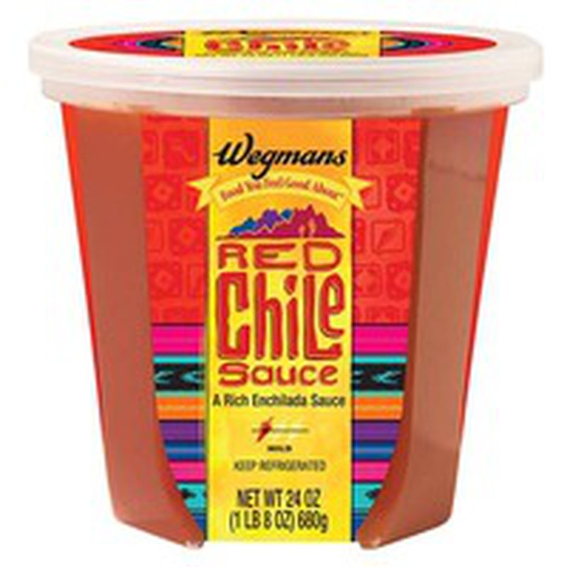 Wegmans Food You Feel Good About Red Chile Sauce