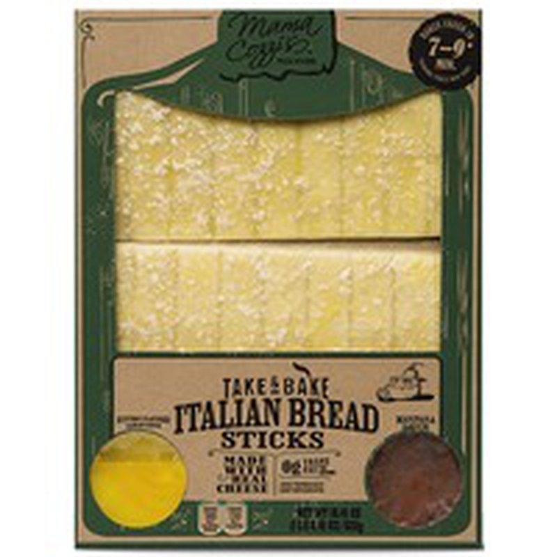 Mama Cozzi's Pizza Kitchen Italian Breadsticks