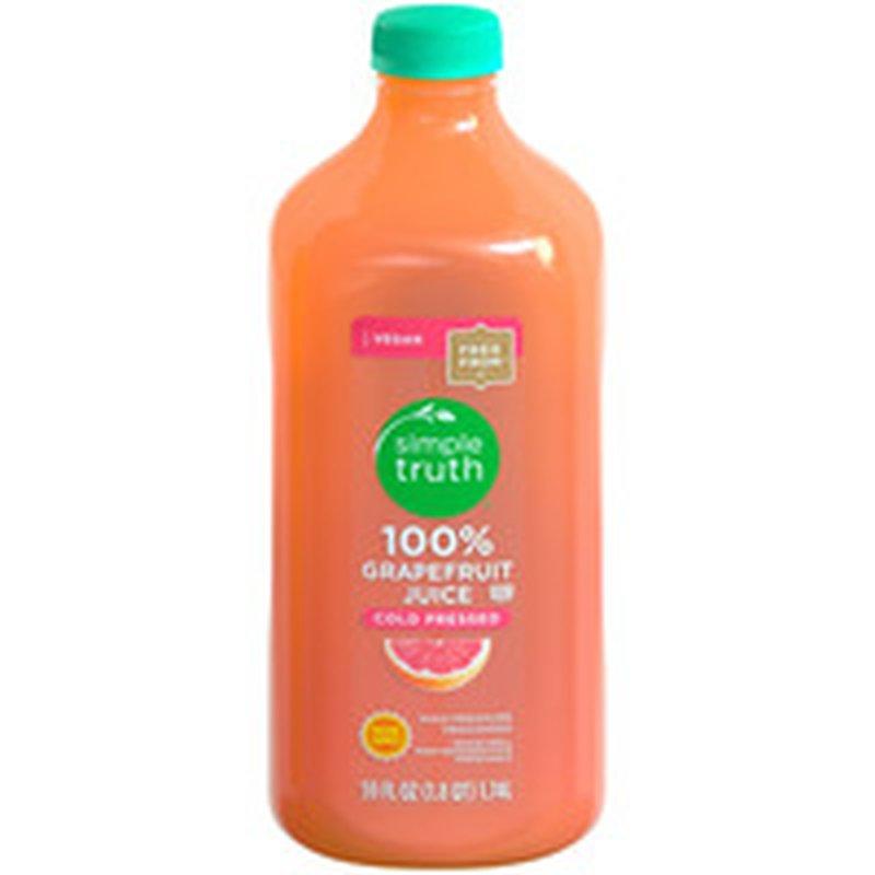 Simple Truth 100% Grapefruit Juice
