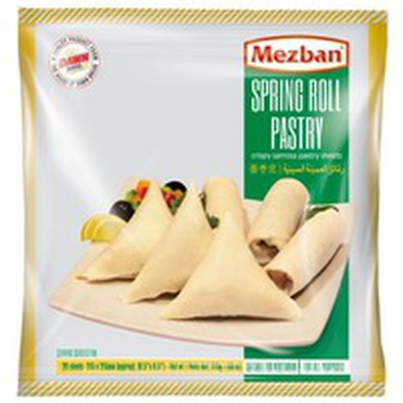 Mezban Spring Roll Pastry Sheets