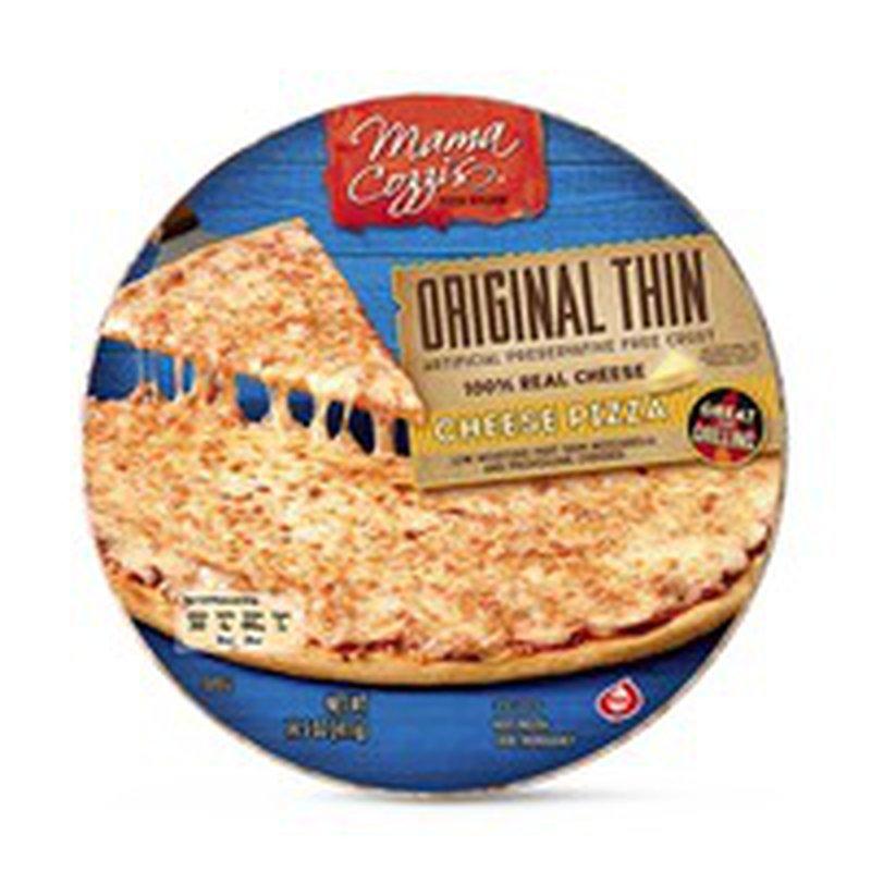 Mama Cozzi's Pizza Kitchen Thin Crust Cheese Pizza