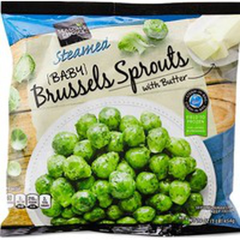 Season's Choice Frozen Brussels Sprouts