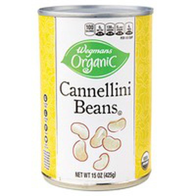 Wegmans Organic Cannellini Beans