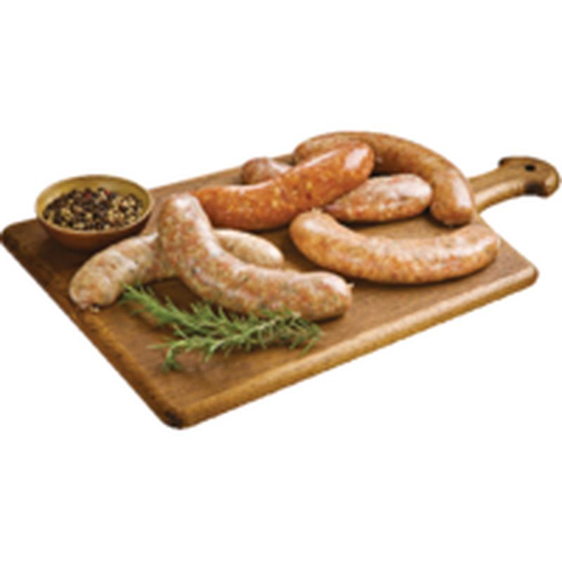 Hot Italian Pork Sausage Link
