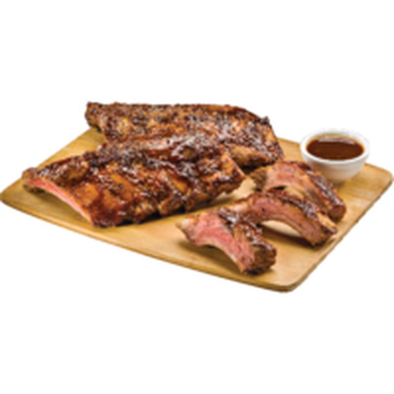 Pork Baby Back Ribs, Cryovac Package