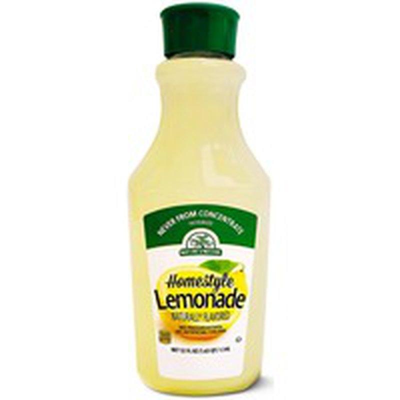 Nature's Nectar Lemonade