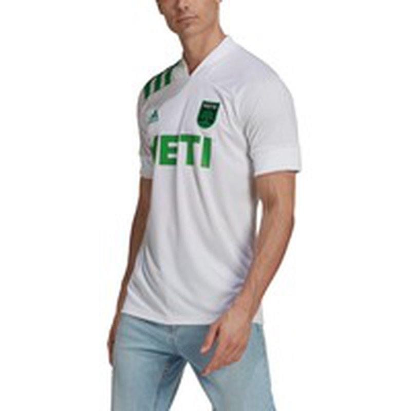 adidas Men's Austin FC '21 Secondary Replica Jersey - XXL (XXL ...