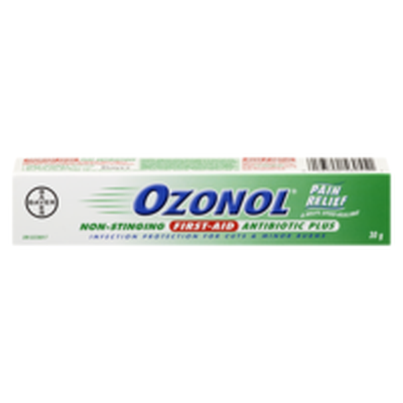 Ozonol First Aid Ointment Antibiotic Plus