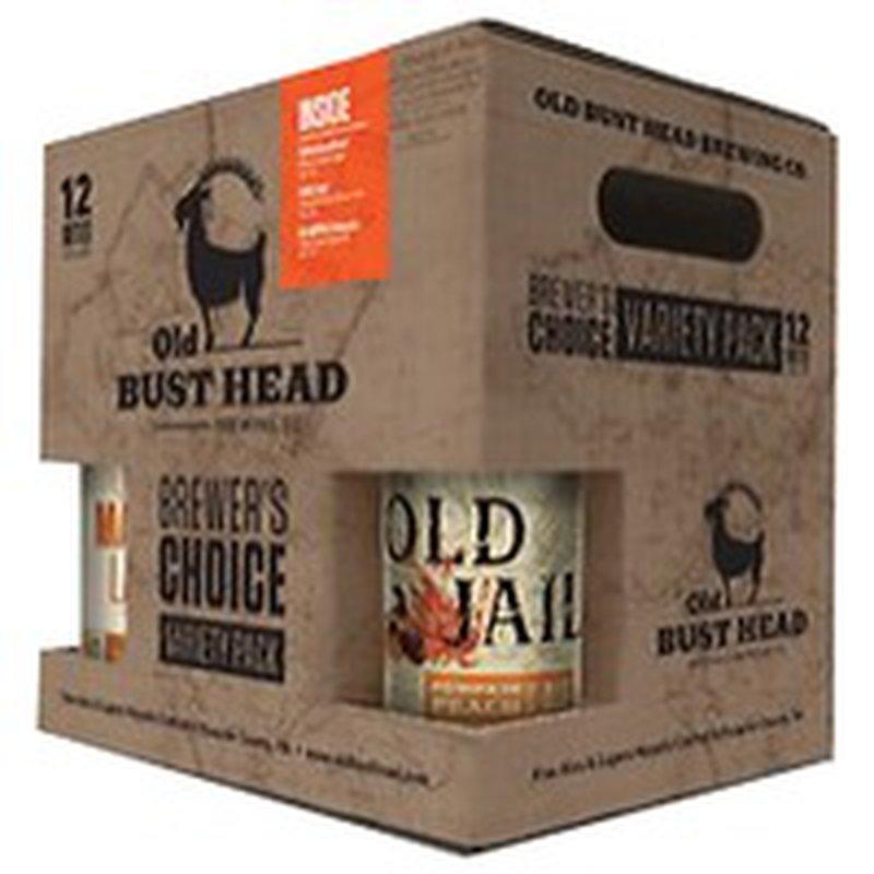 Old Bust Head Seasonal Variety