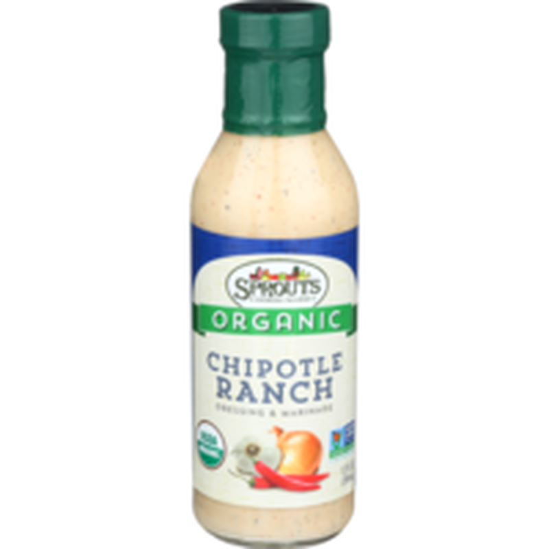 Sprouts Organic Chipotle Ranch Dressing