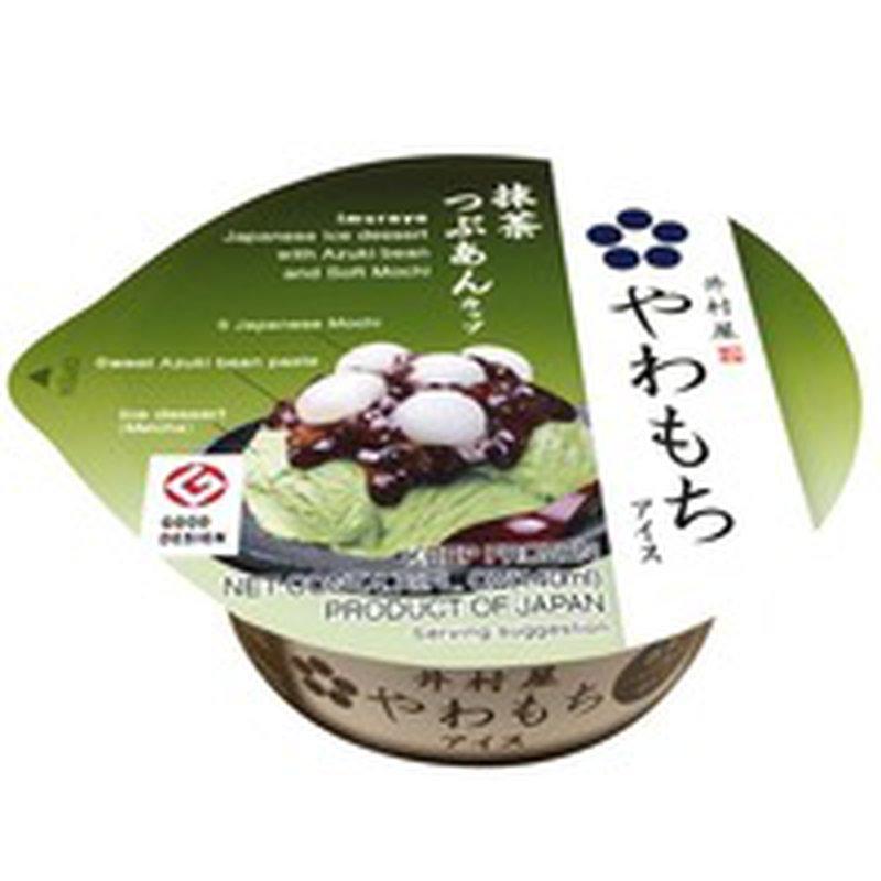 Imuraya Yawamochi Maccha Red Bean Cup