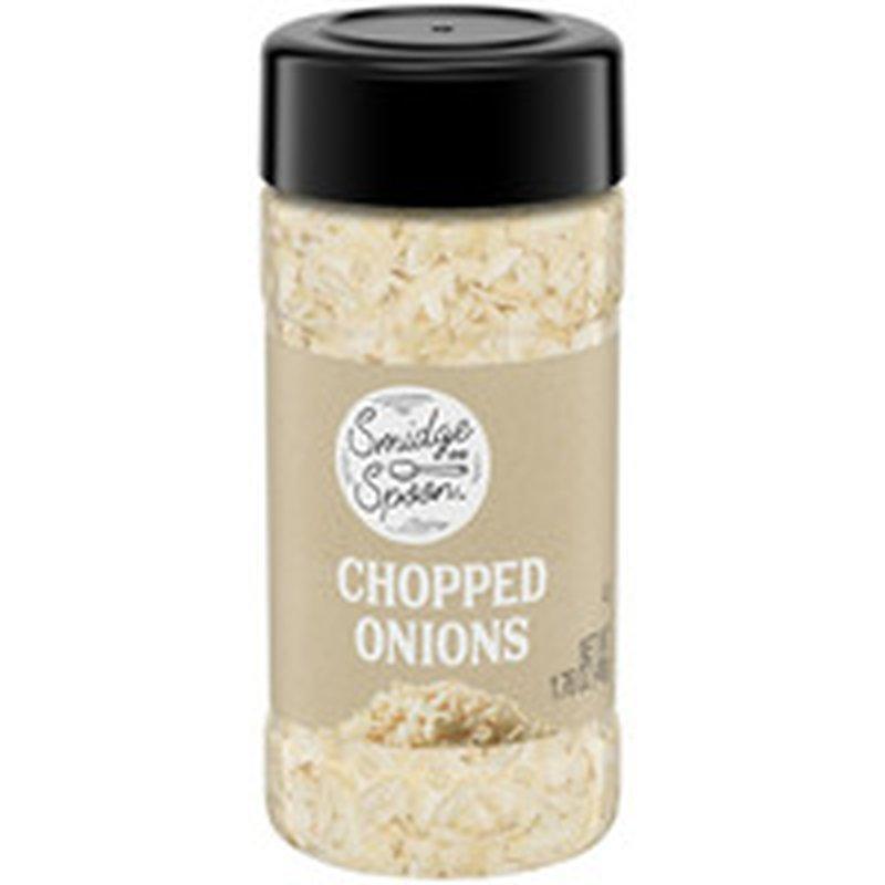 Smidge And Spoon Chopped Onions