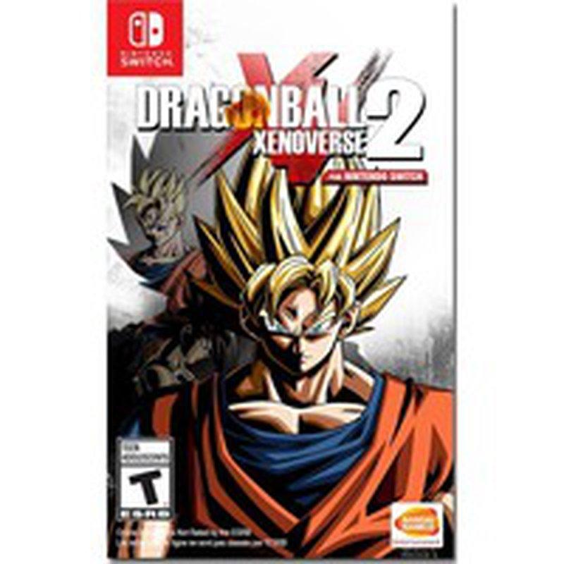 Namco Bandai Dragon Ball Xenoverse 2 for Nintendo Switch