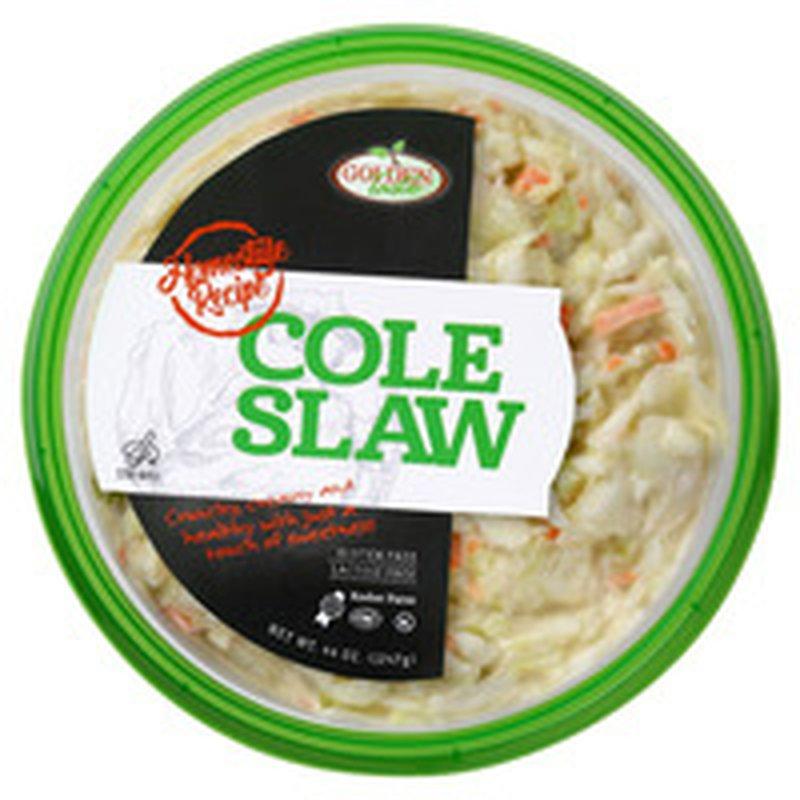 Golden Taste Cole Slaw