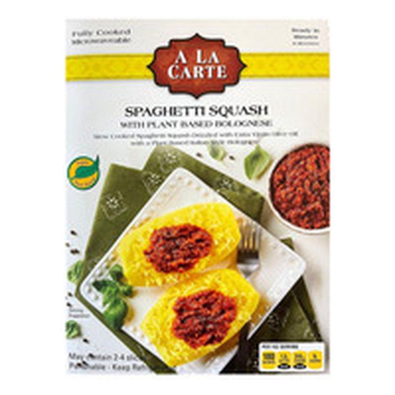 A La Carte Organic Spaghetti Squash