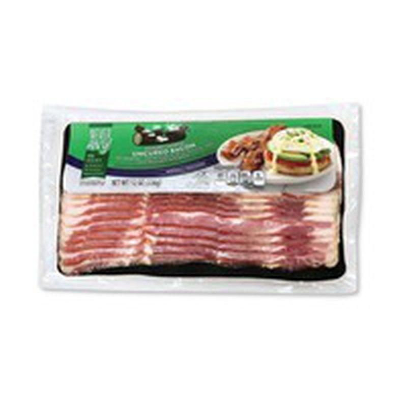 Never Any! Antibiotic Free Hickory Bacon