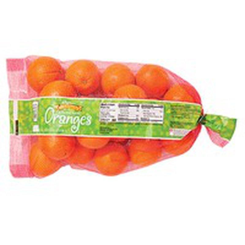 Wegmans Oranges, Navel, California