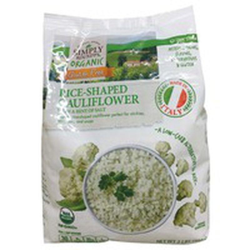 Simply Roundy's Organic Riced Cauliflower