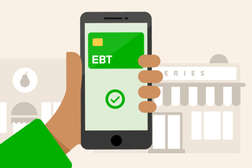 Use your EBT SNAP card to pay on Instacart